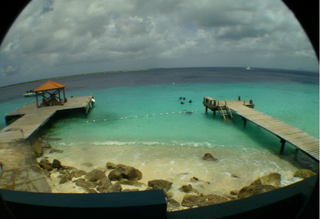 Bonaire View Captain Don's Habitat